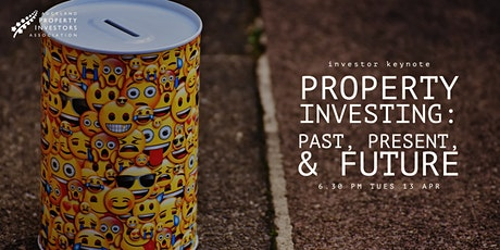 Property Investing: Past, Present, & Future tickets