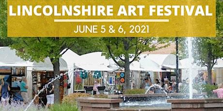 2021 Lincolnshire Art Festival tickets