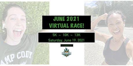 Optimized Health: June 2021 Virtual Race! tickets