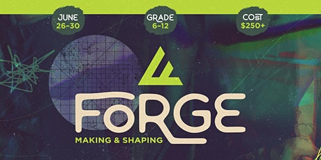 Forge 2021 tickets