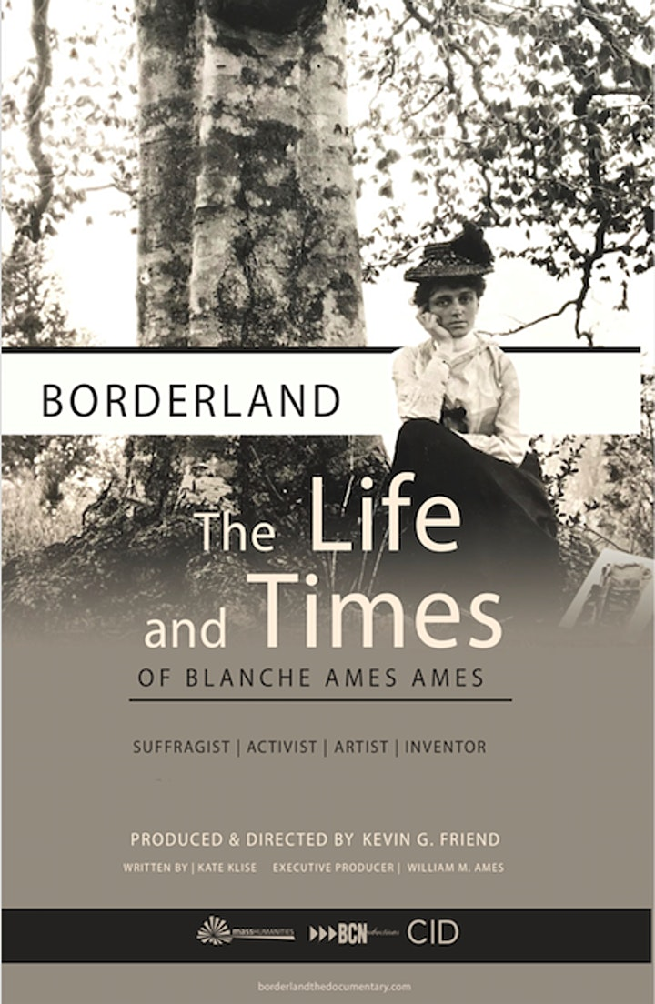 Pay-Per-HAP: Borderland: The Life and Times of Blanche Ames Ames image