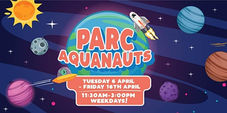 PARC Aquanauts Splash Town Obstacle Course tickets