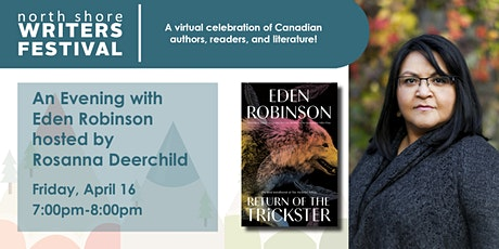 An Evening with Eden Robinson hosted by Rosanna Deerchild tickets