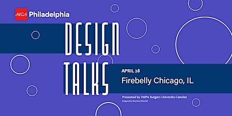 Design Talks - Firebelly tickets