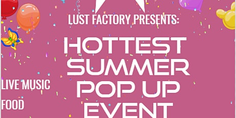 Lust Factory Presents Pop Up Easter Shop tickets