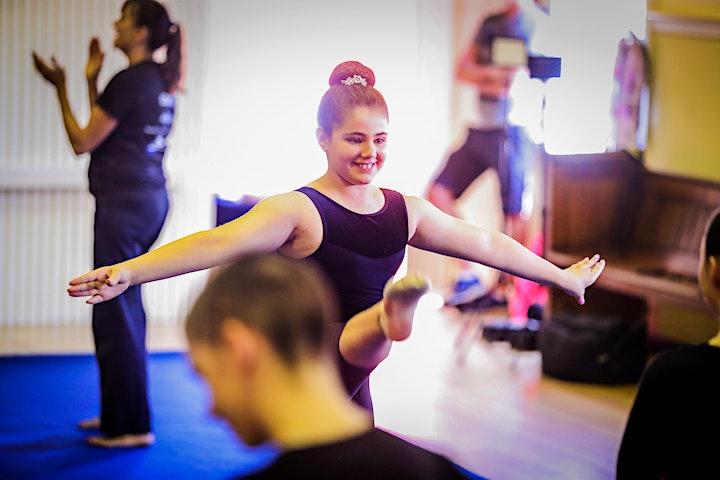 Artistry AGG Gymnastics Autumn Holiday Program image