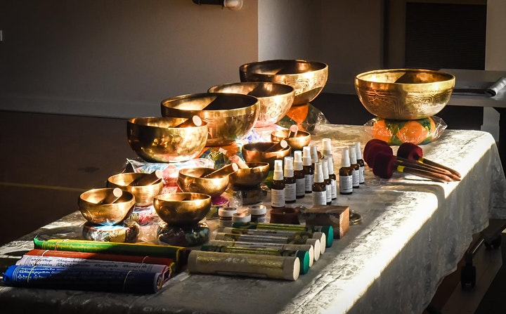 Vibrational Sound Experience -Event image