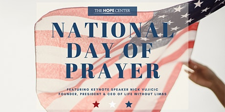 National Day of Prayer 2021 tickets