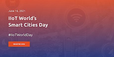 IIoT World's Smart Cities Day tickets
