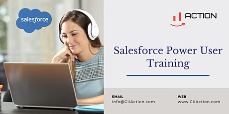 Salesforce End-user Course, Salesforce Power User with Lightning tickets