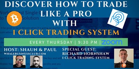 Discover How To Trade Like A Pro with 1 Click Trading System tickets