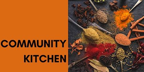 Community Kitchen tickets