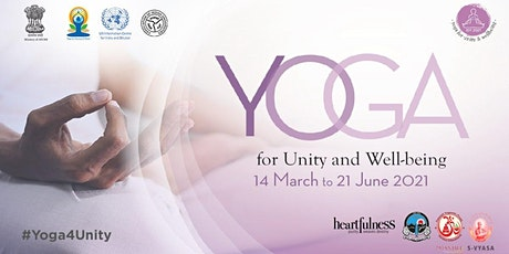 Yoga for Unity & Wellbeing | 100 DAYS OF YOGA tickets