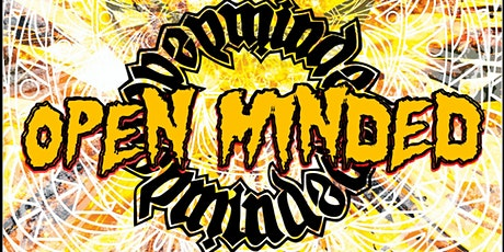 Open Minded - Brainstorm Album Release Show tickets