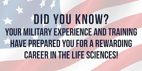 Life Sciences/ Biopharma Virtual Hiring Event tickets