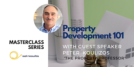 Masterclass Series | Property Development 101 tickets