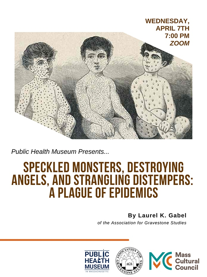 Speckled Monsters, Destroying Angels, and Strangling Distempers: A Plague.. image