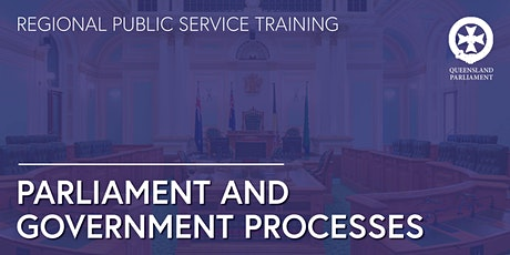 Parliament and Government Processes tickets