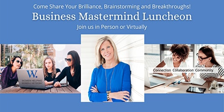 WHW2N Business Mastermind Luncheon tickets