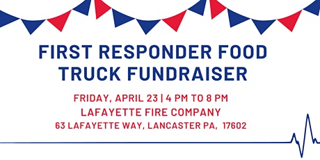 First Responder Food Truck Fundraiser tickets