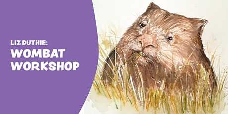 Liz Duthie: Wombat Workshop - Castlemaine tickets