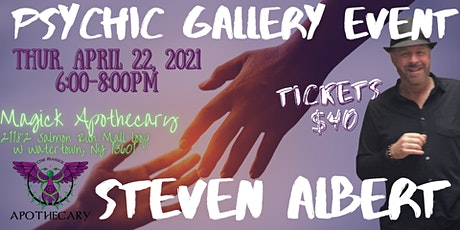 Steven Albert: Psychic Medium Gallery Event  Magick Apothecary tickets
