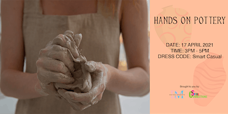 Hands on Pottery! (50% OFF) tickets