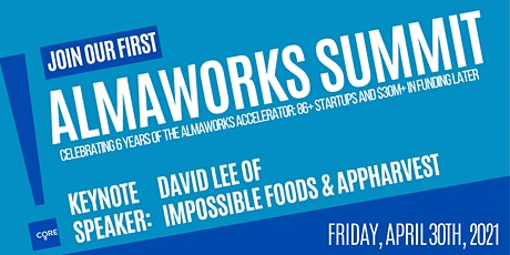 Almaworks Summit 2021 tickets