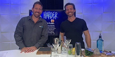 Virtual Classic Cocktail Class - All skill levels!(Optional- kit delivered) tickets