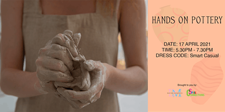 Hands on Pottery! (2) (50% OFF) tickets