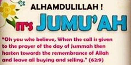 Jummah Prayer Service tickets