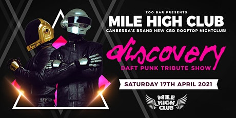 MILE HIGH CLUB - ft. DISCOVERY tickets