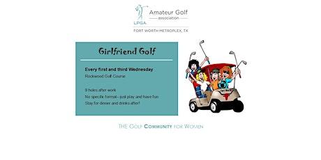 Girlfriend Golf @ Rockwood GC May 19 tickets