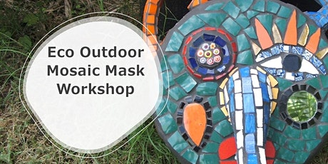 Eco Mosaic Garden Mask Workshop tickets