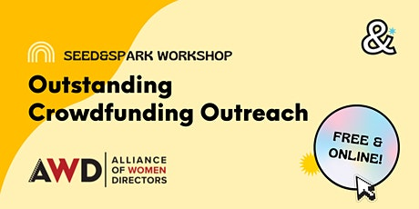Outstanding Crowdfunding Outreach tickets