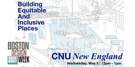 CNUNE @ BDW 2021 - Building Equitable and Inclusive Places tickets