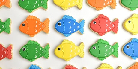 Fishy Biscuit Decorating tickets