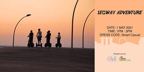 Segway adventure (50% OFF) tickets
