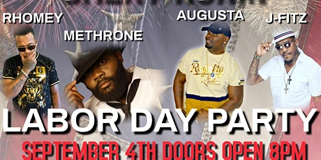 Labor Day Party tickets