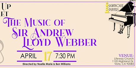 The Music of Sir Andrew Lloyd Webber Seated in Car General Tickets tickets