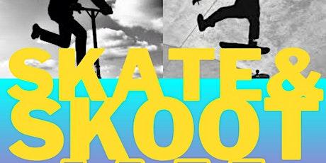 Skate & Skoot Jam tickets