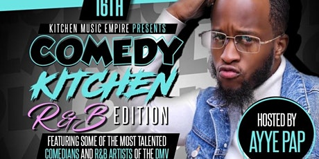 THE COMEDY KITCHEN tickets