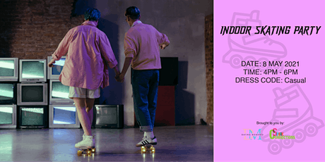 Indoor Skating Party (2) (50% OFF) tickets