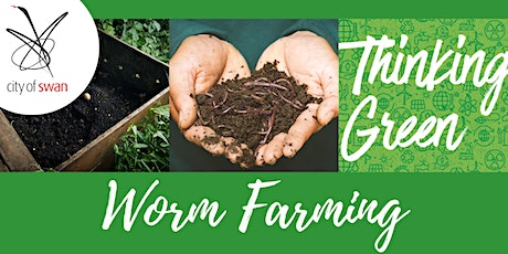 Thinking Green: Worm Farming (Guildford) tickets