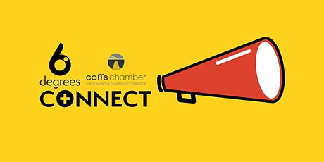 6 Degrees CONNECT - Pitch & Mentoring Sessions @ Coffs Harbour tickets