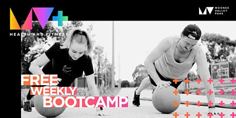 MV+ Health and Fitness - Bootcamp tickets