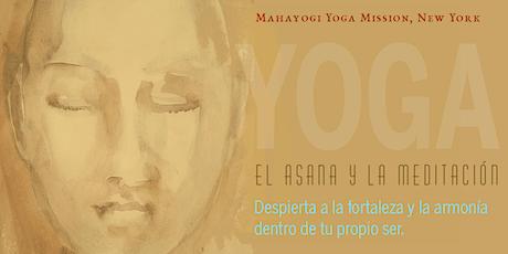 YOGA: EL ASANA Y LA MEDITACIÓN Clases en-línea (en español) ingressos