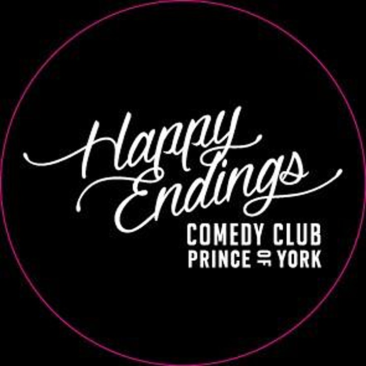 Happy Endings Comedy Club @ Prince of York - Sydney City image