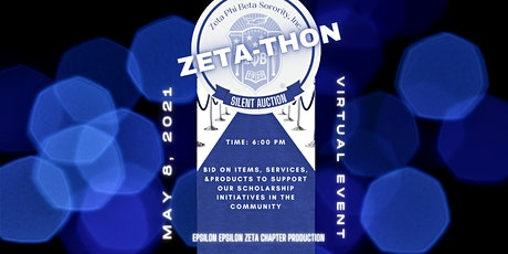 ZETA-THON Silent Auction hosted by The Orlando Zetas tickets