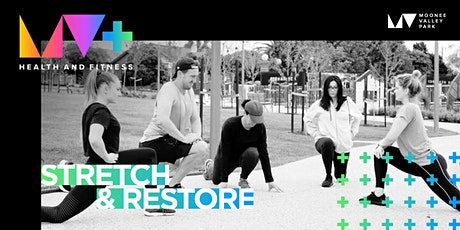 MV+ Health and Fitness - Stretch & Restore tickets